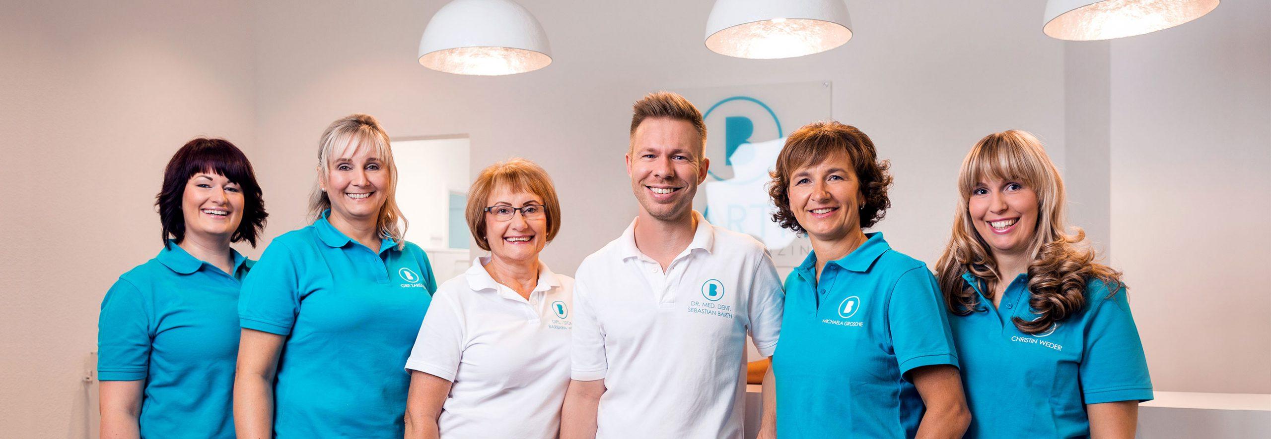 Das Team von Ihrem Zahnarzt aus Bautzen.